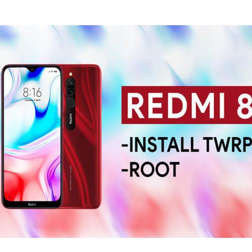 Root Xiaomi Redmi 8, 8A