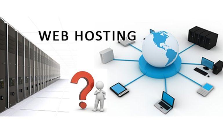 Tính năng Web Hosting