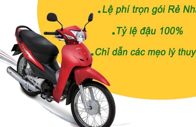 Học bằng lái xe máy A1 tại Học lái xe 12h