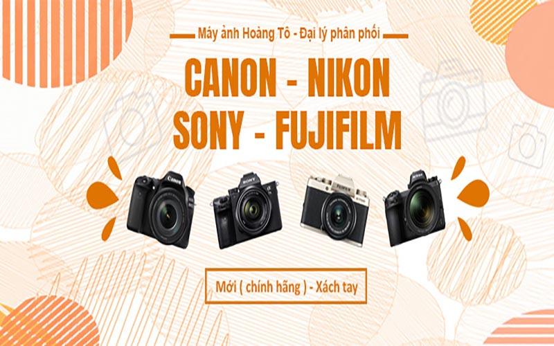 Mua máy ảnh Mirrorless chuyên nghiệp giá rẻ tại Máy ảnh Hoàng Tô