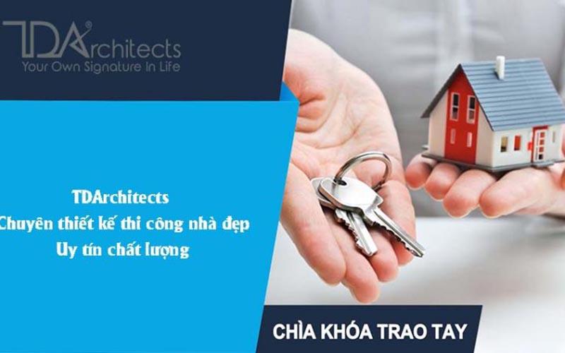 Quy trình thiết kế nhà đẹp tại TDArchitects