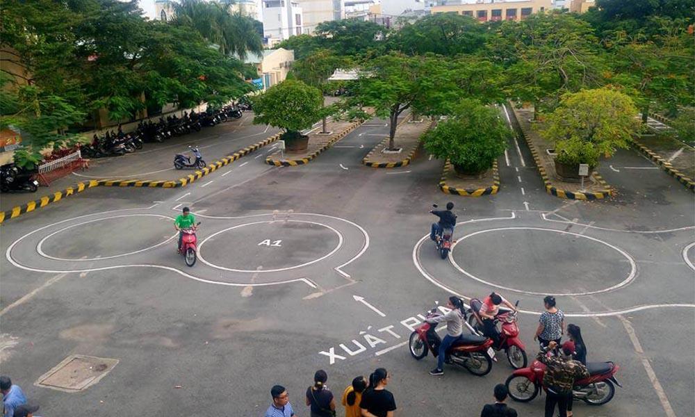 Trung tâm dạy học bằng lái xe máy uy tín nhất hiện nay