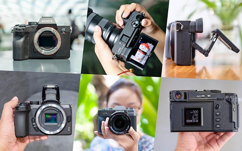 Ưu điểm của máy ảnh Mirrorless