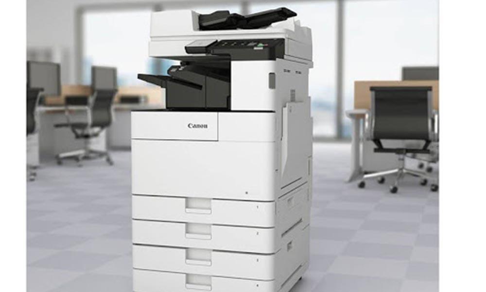 Những ưu điểm nổi bật của thương hiệu máy photocopy Canon