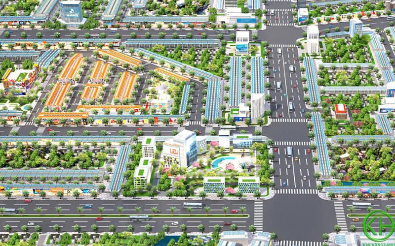 Bất động sản Bàu Bàng đang ở mức giá thấp